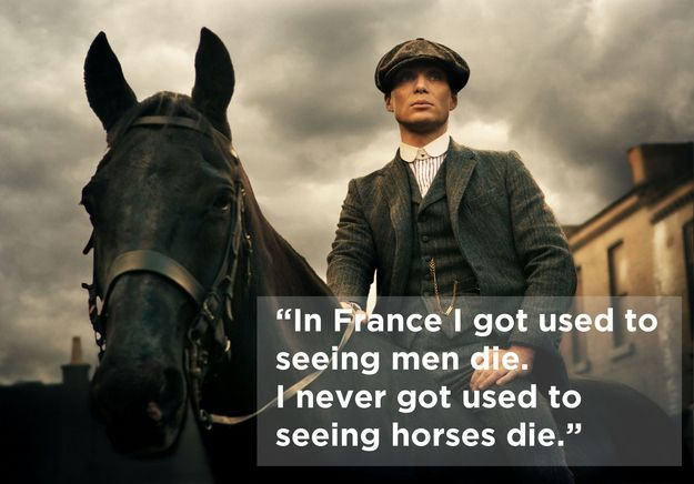 "Cillian Murphy as Tommy Shelby. | 15 Reasons You Should Be Watching ""Peaky Blinders"""
