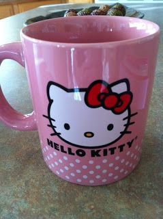 I'll never outgrow Hello Kitty stuff! This is from Michaels!