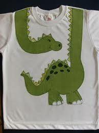 Camiseta divertida dinosaurio