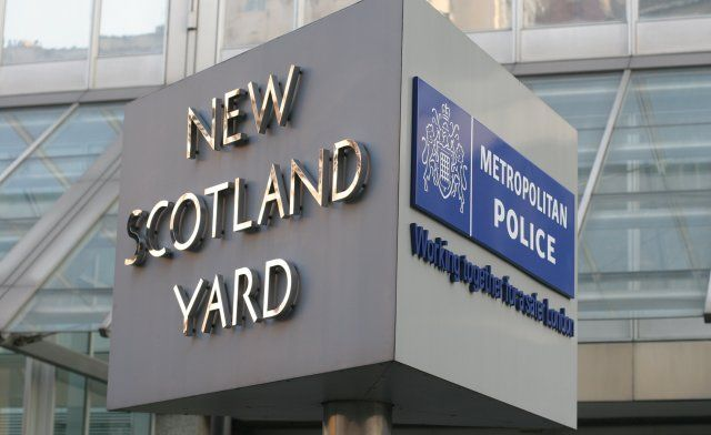 Scotland Yard, London