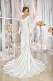 Estell - Wedding Dress by Natali Styran $1,510.00