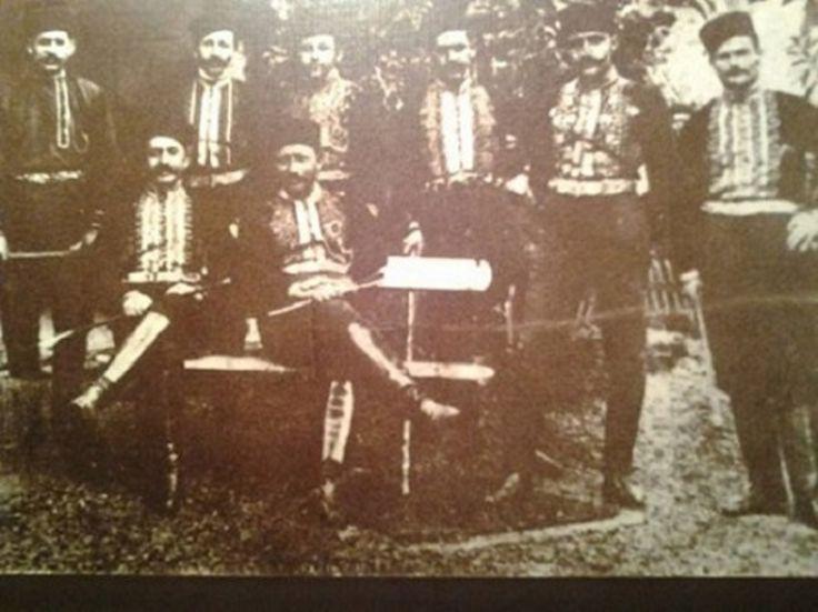 Corpo di guardia dello Zar Nicola II cui fece parte il mio bisnonno Hamet.