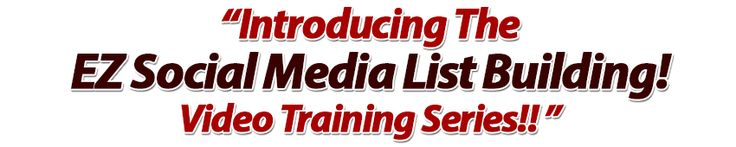 Growing Your List W ith Social Media 2 - http://johnfwagner.net/4312/growing-list-ith-social-media-2/