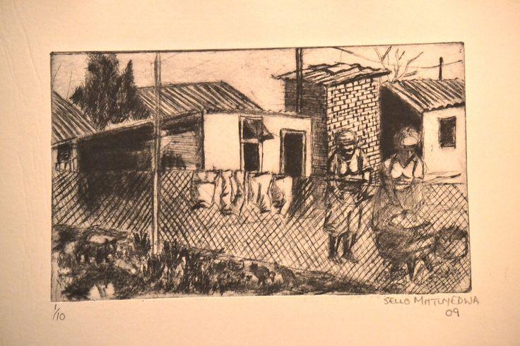 Sello Mtuyedwa Drypoint