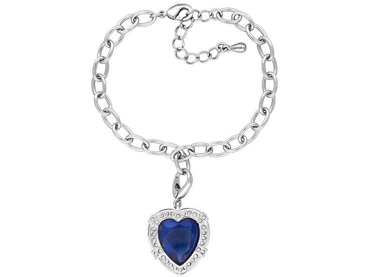Titanic Jewelry Collection (Tm) Lucile's Noble Heart Bracelet