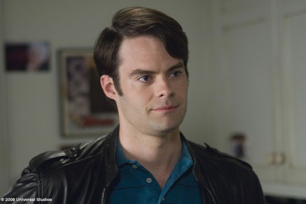 Bill Hader, in Forgetting Sarah Marshall