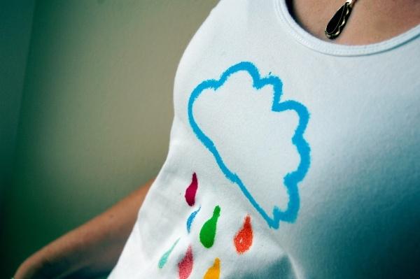 Zelf t-shirts bedrukken met wasco.