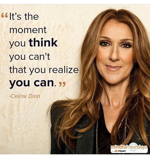 Celine Dion Quotes. QuotesGram