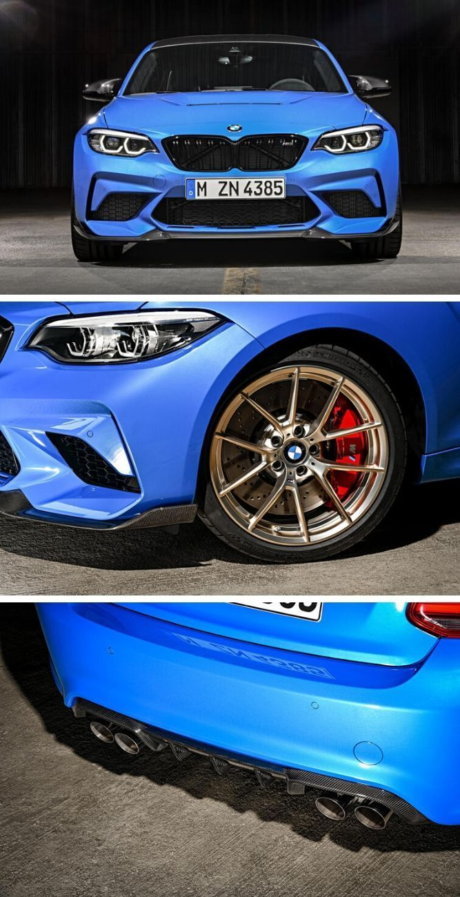 2020 Bmw M2 Cs Arrives As The Ultimate M Car Bmw Bmw M2 Sports