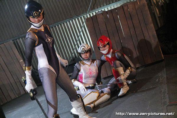 Super Heroine Drama Movies Zen Pictures Cosplay Cuties