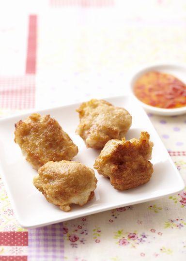 タイ風さつまあげ(トートマンプラ) のレシピ・作り方 │ABCクッキングスタジオのレシピ | 料理教室・スクールならABCクッキングスタジオ