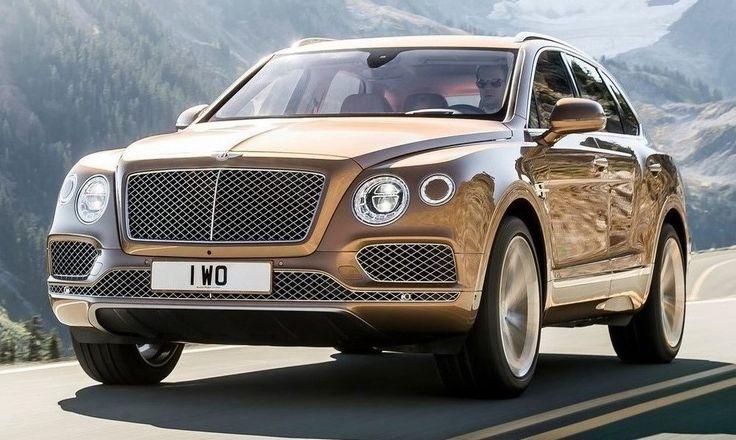 """Bentley Considering Even Faster Bentayga """"Speed"""" SUV - http://www.autotribute.com/41380/bentley-considering-even-faster-bentayga-speed-suv/"""