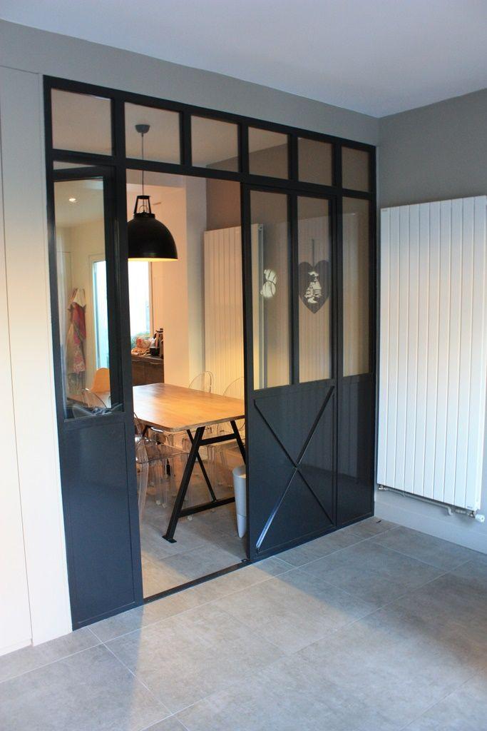 42 best images about porte verriere type atelier on pinterest - Cuisine atelier artiste ...
