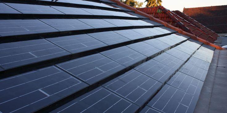 SolarTile | Roof Tiles | Monier
