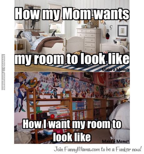 Retweet if you want an Otaku Room ^^