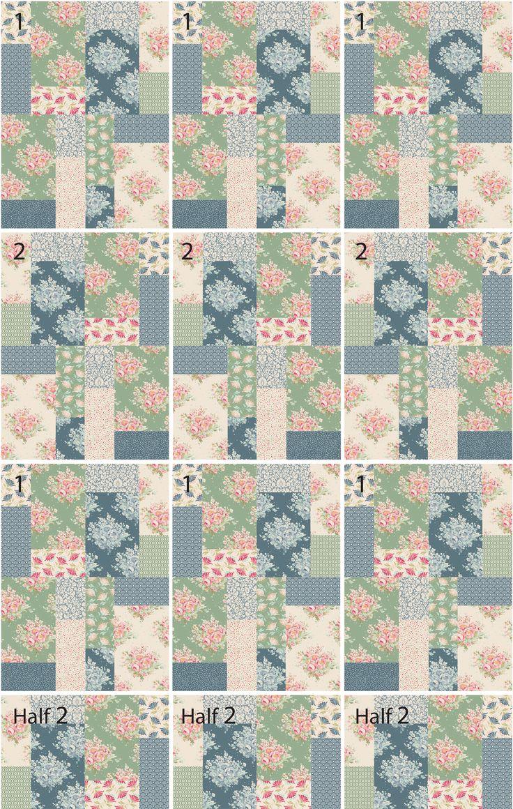 736 best SUMMER QUILTS images on Pinterest   Modern, Heart quilts ... : flower quilt patterns beginners - Adamdwight.com