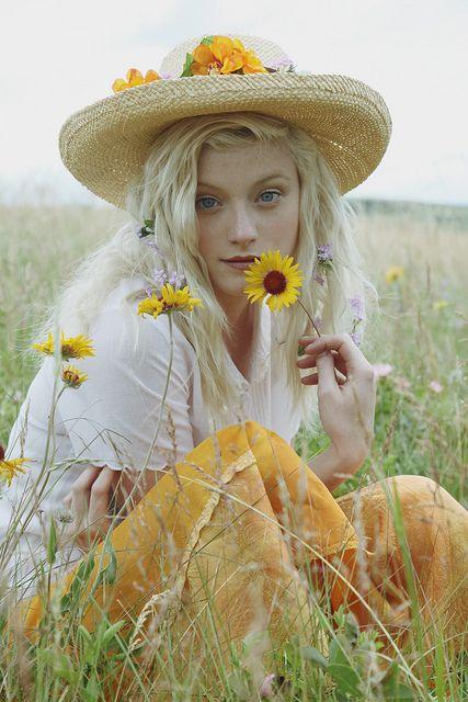 ☮ American Hippie Bohemian Boho Style ~ Flowerchild