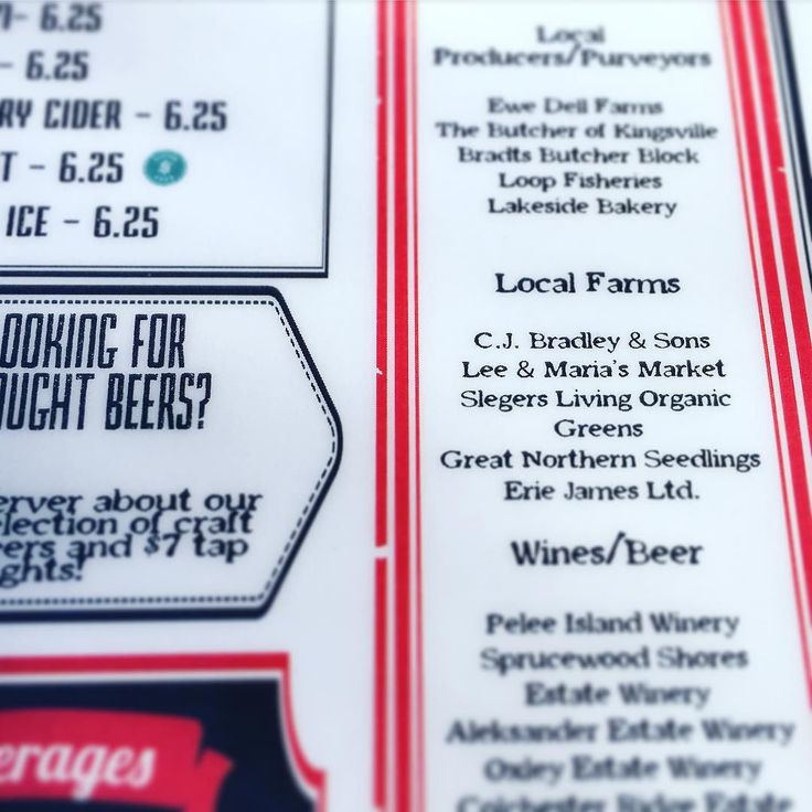 Supporting local is what keeps the community strong! #supportlocal @jacksgastropub #teamleeandmarias #kingsvillesoriginalproducedelivery