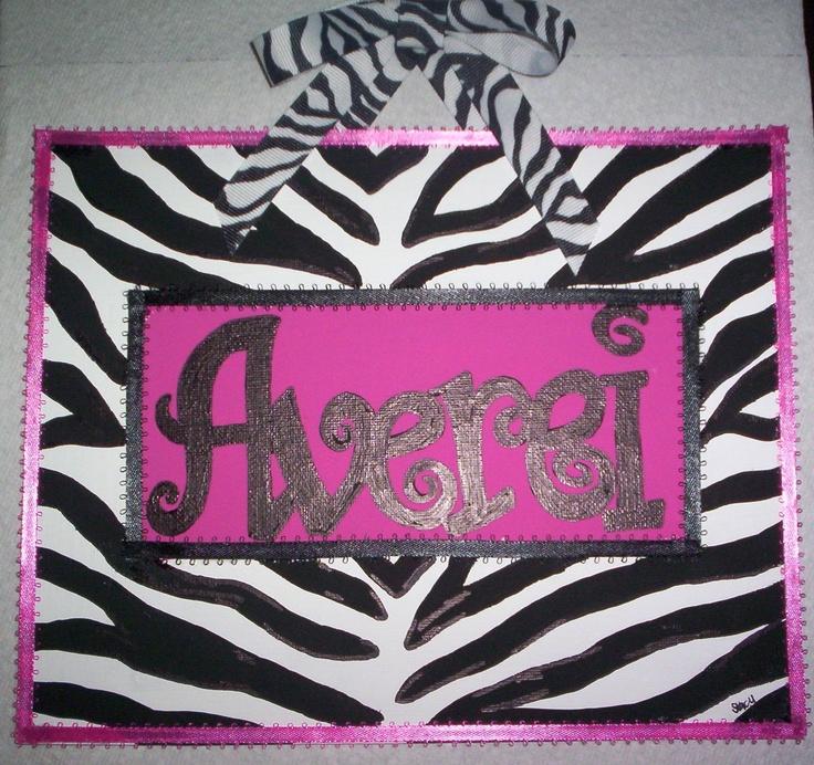 For MY beautiful daughter, Averei. This is the FIRST one like this I made.: Beautiful Daughters
