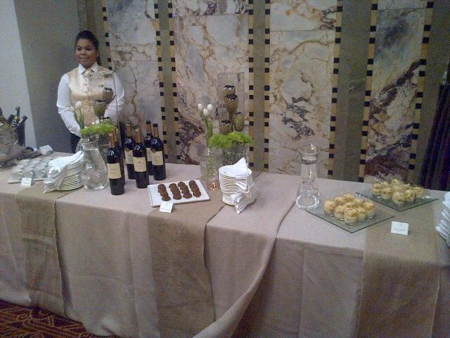 Wine pairing for opening of The Reserve, an amazing venue of @tajcapetown w/ a vault venue included #Lovecapetown pic.twitter.com/SmUWEDkNxe - Fuad Peters @fuadpeters