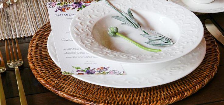 RRP Tableware | BELLA VITA, Bone China | Abigail