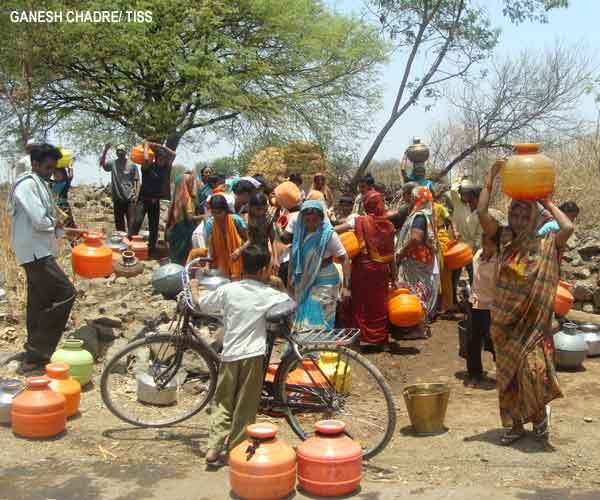 March 2013: Maharashtra state in western India is experiencing its worst drought in 40 years. At least a third of the state is affected, and thousands of villages face water shortages http://www.bmj.com/content/346/bmj.f1902