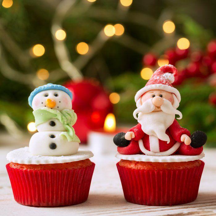 10 idées de petits gâteaux faciles pour Noël