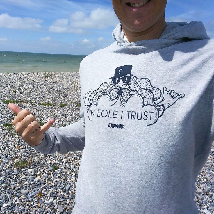 In Eole I trust organic hoodies - http://arnone-project.com