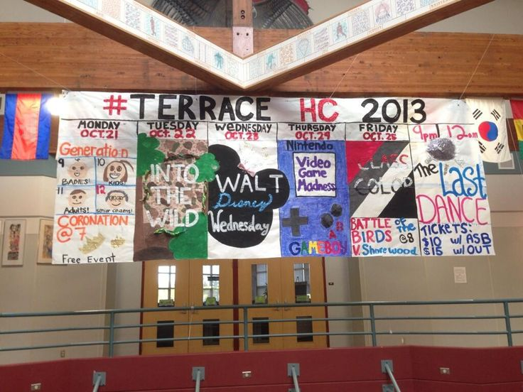 17 Best Images About Student Council Spirit On Pinterest Homecoming Foot