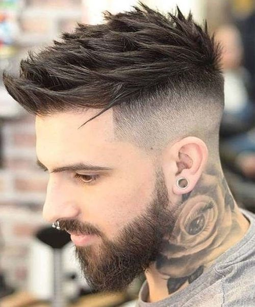 New Magical And Fashionable Short Spiky Haircut Styles 2019 For Boys