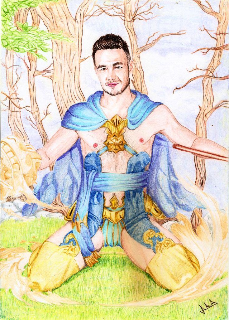 1D Liam Payne woods guardian