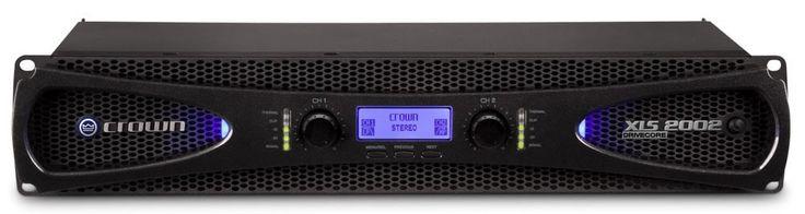 Crown XLS2002 Pro Audio Speaker Power Amplifier