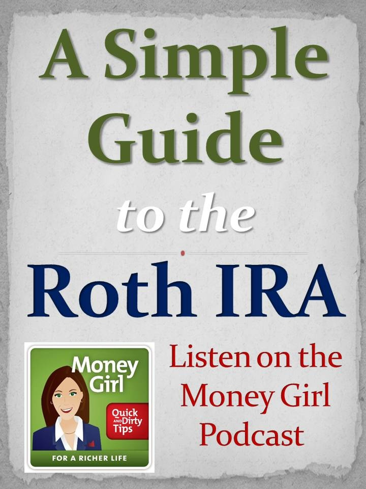 Listen to Money Girl podcast 273: Your Guide to the Roth IRA -- Find out what a Roth is, who can have one, withdrawal rules, 5 situations to opt for one, where to get one, and more.  http://moneygirl.quickanddirtytips.com/roth-ira-what-is-it.aspx
