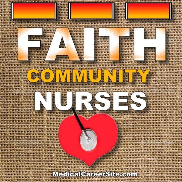 how to become a parish nurse