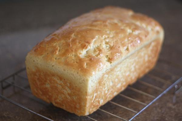 Receita de Pão caseiro sem glúten e sem lactose - Fácil