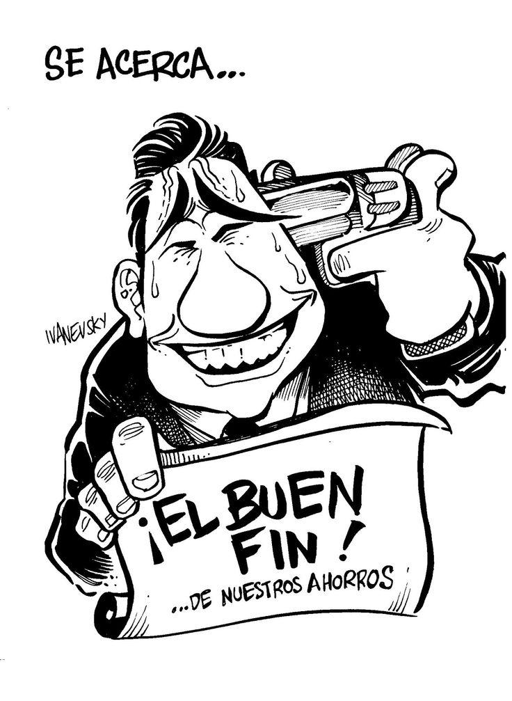 CARICATURAS NOVIEMBRE 2012 INDEPENDIENTE DE HIDALGO IVANEVSKY CARICATURAS POLITICAS
