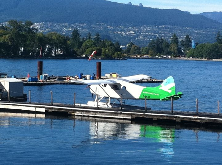 Harbour Air Seaplanes / Westcoast Air in Vancouver, BC