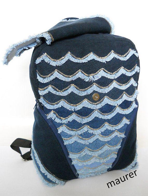 50% OFF Owl backpack owl bag owl sea kids bag by BestGift4You