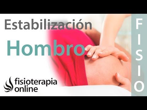Ejercicios y consejos para mejorar la estabilización del hombro.   Fisioterapia Online
