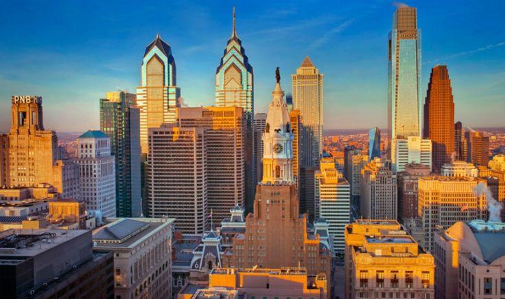 La mágica Filadelfia, Patrimonio de la Humanidad