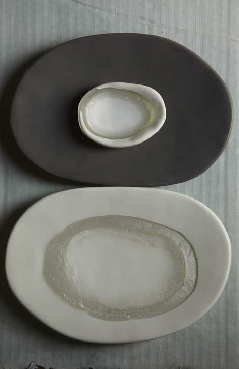 Dinosaur Designs Earth Collection Temple Plates