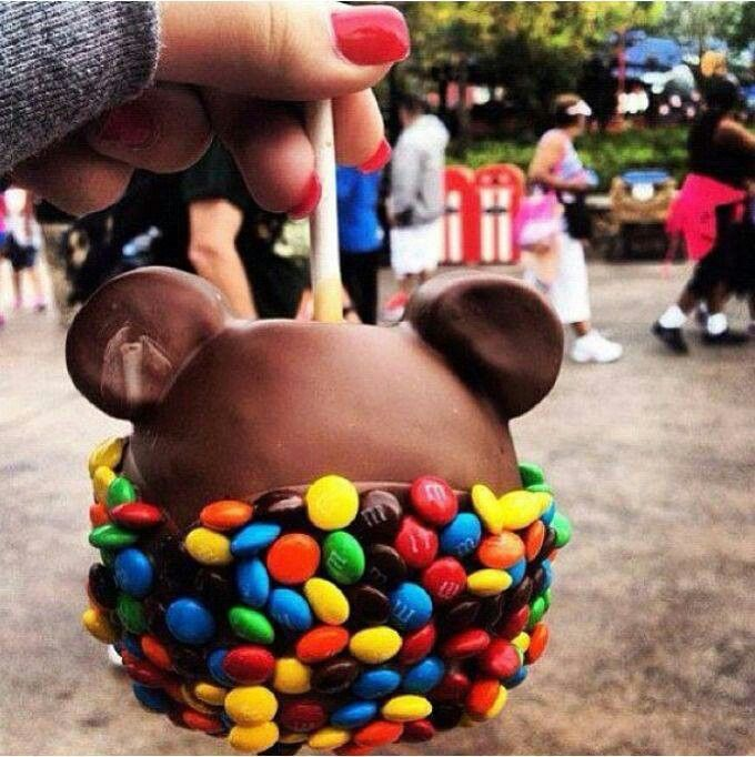 Chocolate Covered Mickey Mouse!! Perfect for the Disney Fundraiser!! :D