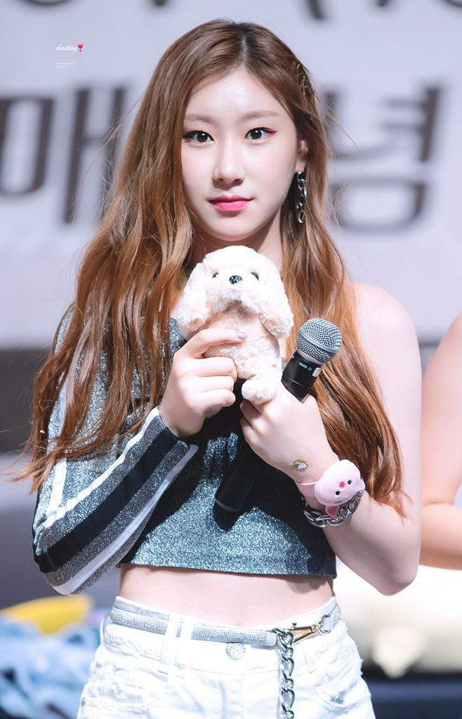 190831 Itzy Chaeryeong At Incheon Fan Signing Event Em 2020