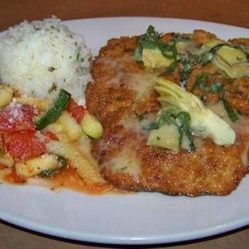 BONE FISH GRILLE/ Pecan Parmesan Crusted Rainbow Trout I MIGHT USE ANOTHER FISH LIKE GROUPER!