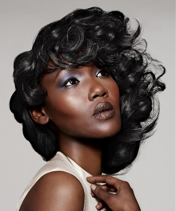 Hairaisers Long Black Curly Hair So Gorgeous Beauty