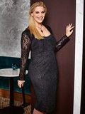 Burda Style: Damen - Plus (bis Größe 60) - Kleider & Tuniken - Etuikleid - Spitze