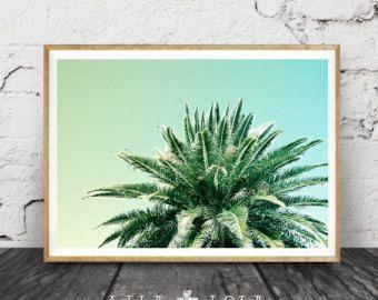 Palme badezimmer ~ Die besten palmen druck ideen auf palmblätter