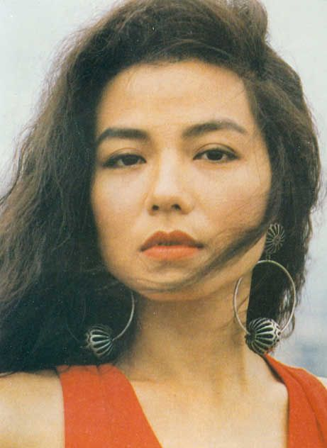 Cherie Chung - A Retired Hong Kong Actress Of The 1980S -9511