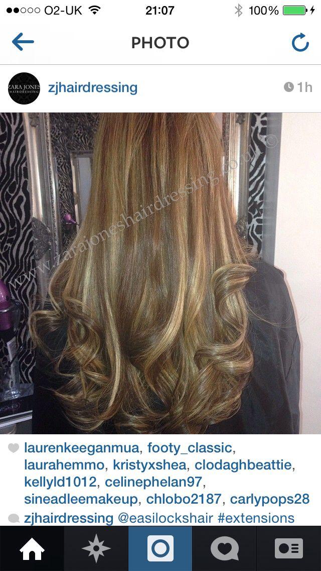 25 beautiful easilocks hair extensions ideas on pinterest long easilocks hair extensions fitted by zara jones hairdressing pmusecretfo Gallery