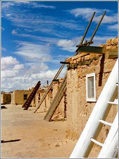 There are 19 pueblos and 3 reservations in New Mexico. Click the picture to discover them!